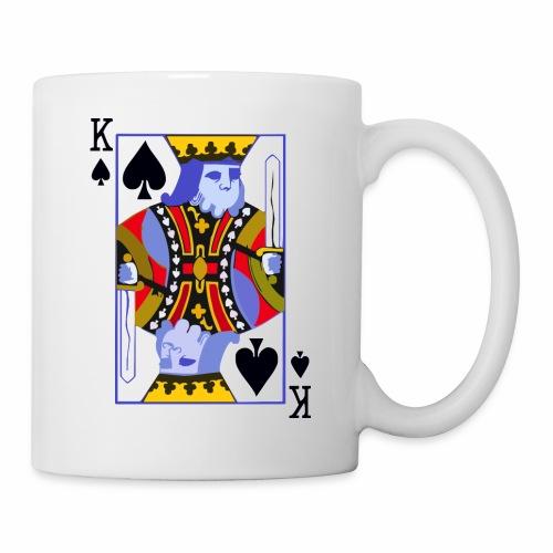 King Of Spades - Coffee/Tea Mug