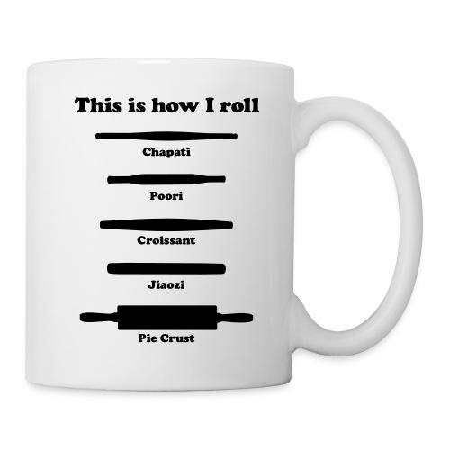 This is how I roll ing pins - Coffee/Tea Mug