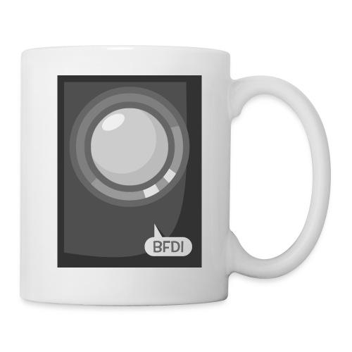 Announcer Tablet Case - Coffee/Tea Mug