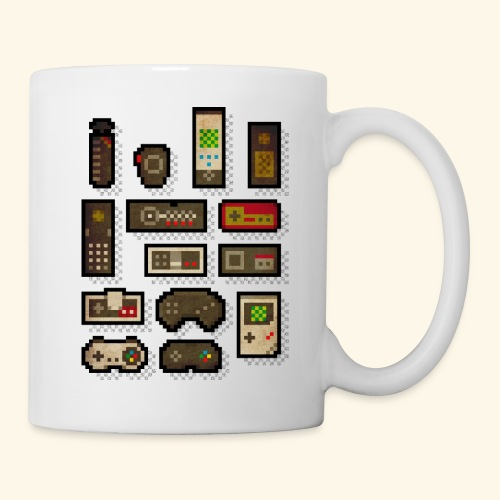 pixelcontrol - Coffee/Tea Mug