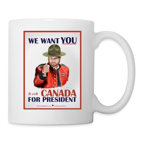 wewantyou - Coffee/Tea Mug