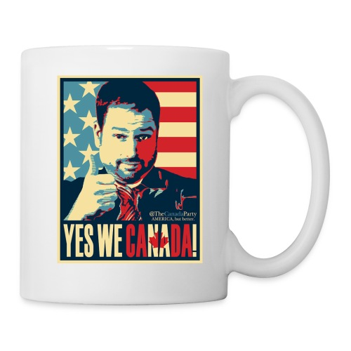 yeswecan - Coffee/Tea Mug