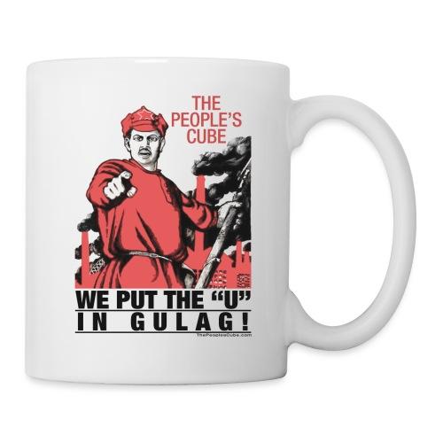 We put the U in gulag - Coffee/Tea Mug