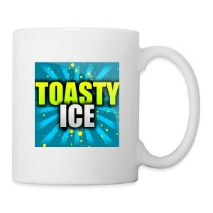 ToastyIce Logo - Coffee/Tea Mug