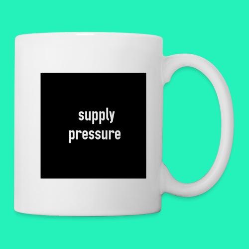 Supply pressure  - Coffee/Tea Mug