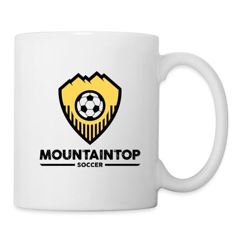 Mountaintop Soccer Association Logo - Coffee/Tea Mug