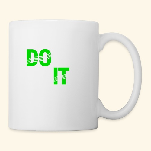 DON'T QUIT #4 - Coffee/Tea Mug