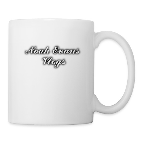 Noah Evans Vlogs - Coffee/Tea Mug