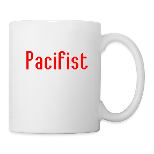 Pacifist T-Shirt Design - Coffee/Tea Mug