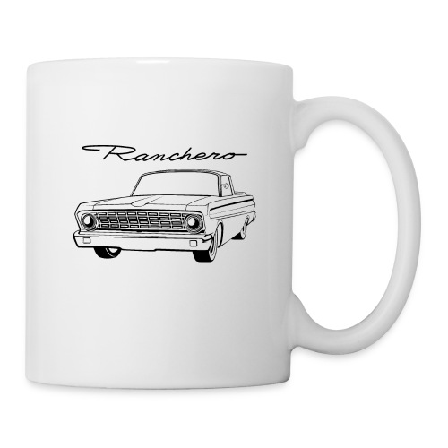 1964 Ranchero Men's T-Shirt - Coffee/Tea Mug