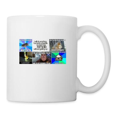 Hilarious Lazy Memes - Coffee/Tea Mug