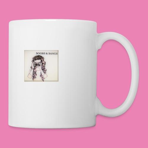 Boobs & Bangs Phone Case - Coffee/Tea Mug