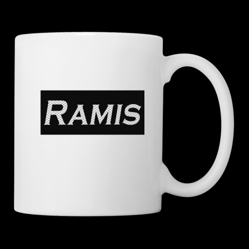 RAMIS MERCH - Coffee/Tea Mug