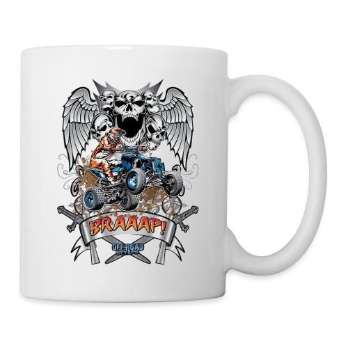 Offroad Styles Quad Shirt - Coffee/Tea Mug