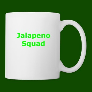 Jalapeno Squad Shirts And Hoodies - Coffee/Tea Mug