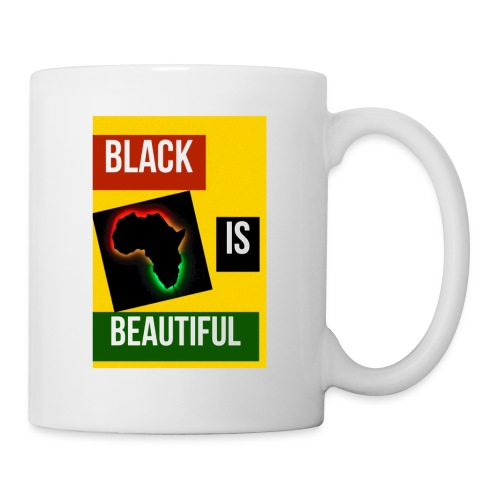 Black Is Beautiful - Coffee/Tea Mug