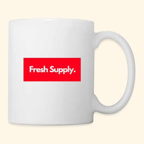 Fresh Supply. - Coffee/Tea Mug