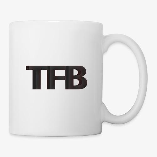 TFB Black 3D - Coffee/Tea Mug