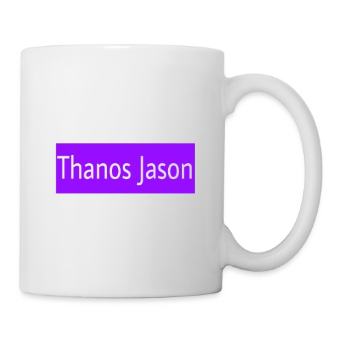 Thanos Jason Purple - Coffee/Tea Mug