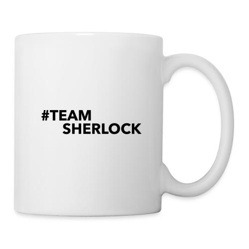 Team Sherlock - Coffee/Tea Mug