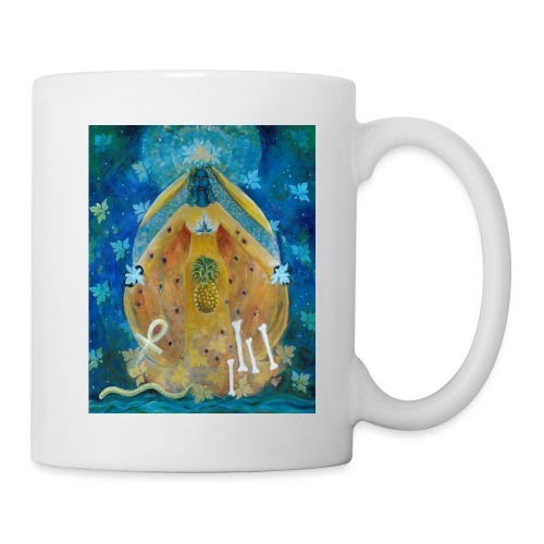 Cosmic Shakti Design by Arathi Ma - Coffee/Tea Mug