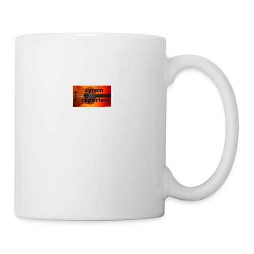 the kids are reporters - Coffee/Tea Mug