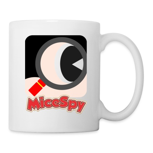 MiceSpy with your eye! - Coffee/Tea Mug