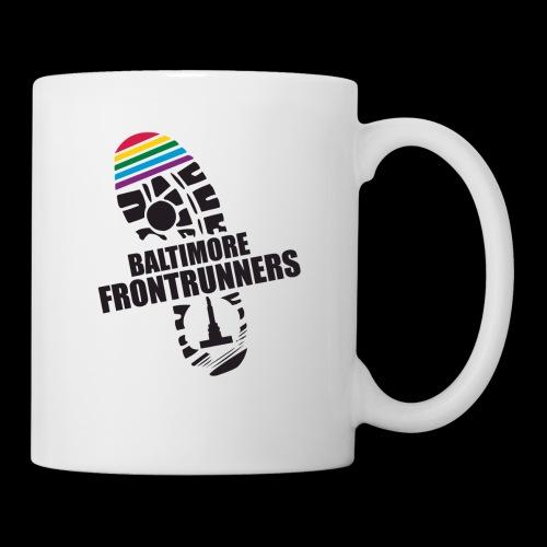 Baltimore Frontrunners Black - Coffee/Tea Mug