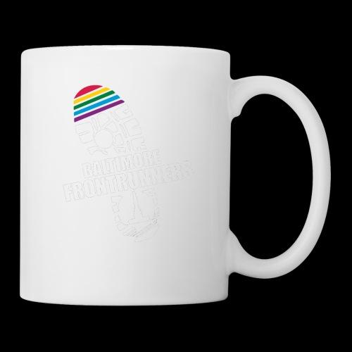 Baltimore Frontrunners White - Coffee/Tea Mug