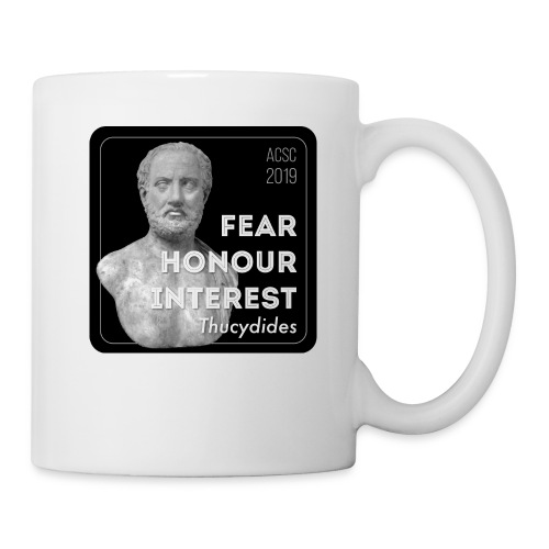 Fear, Honour, Interest - Coffee/Tea Mug