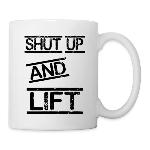 SHUTUP Lift1 - Coffee/Tea Mug