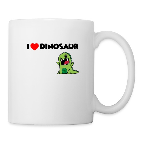 I LOVE DINOSAUR - Coffee/Tea Mug