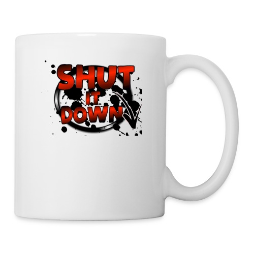 dd - Coffee/Tea Mug