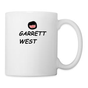 Garrett West With Face - Coffee/Tea Mug