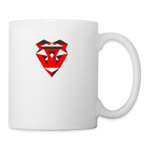 IntricateLove Heart - Coffee/Tea Mug