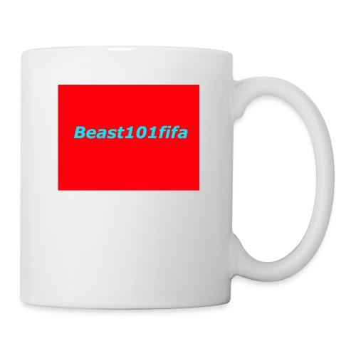 beast101fifa logo - Coffee/Tea Mug