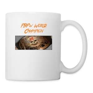 PBPW_World_Champion - Coffee/Tea Mug