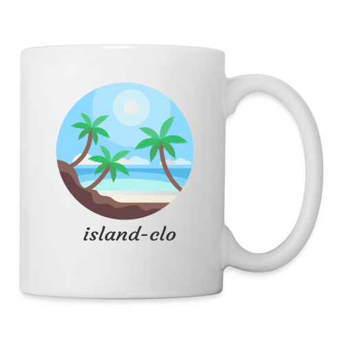 Island clothing - Coffee/Tea Mug