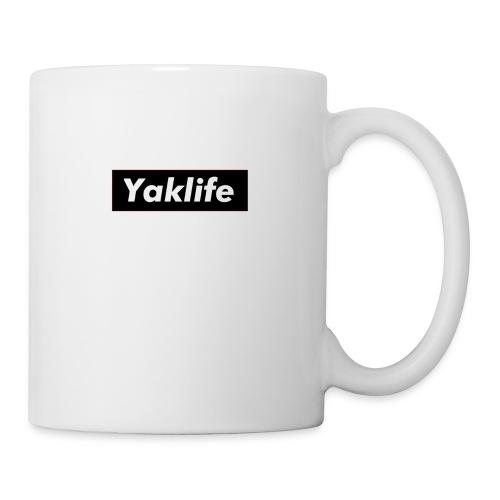 YAKLIFE'S MERCH - Coffee/Tea Mug