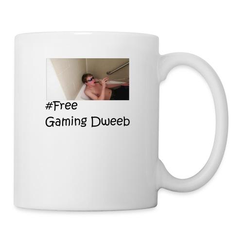#FreeGamingDweeb - Coffee/Tea Mug