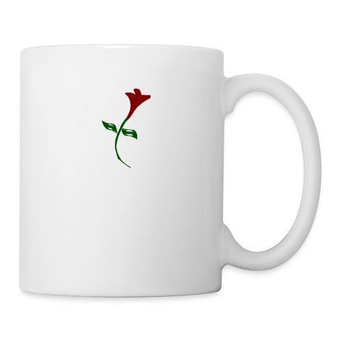 Street Rose rose - Coffee/Tea Mug