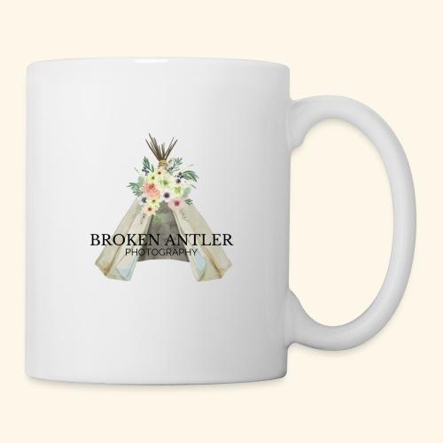 BROKEN ANTLER 2 - Coffee/Tea Mug