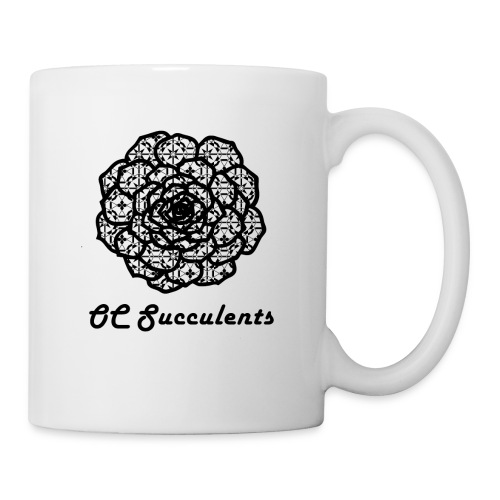 OC Succulents - Coffee/Tea Mug