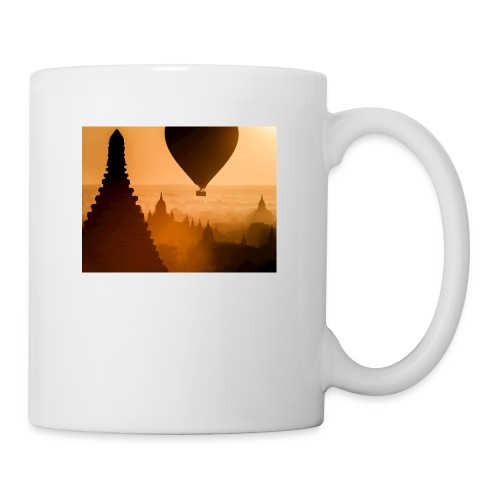 TEMPLE DAWN - Coffee/Tea Mug