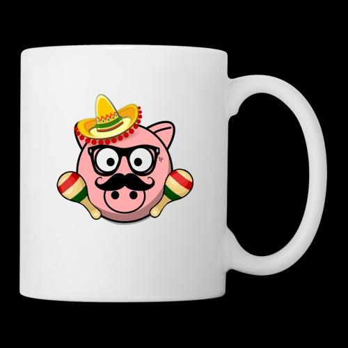 Senior Pig - Coffee/Tea Mug