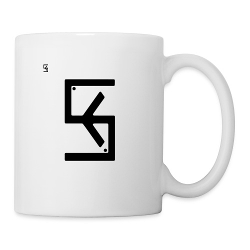Soft Kore Logo Black - Coffee/Tea Mug