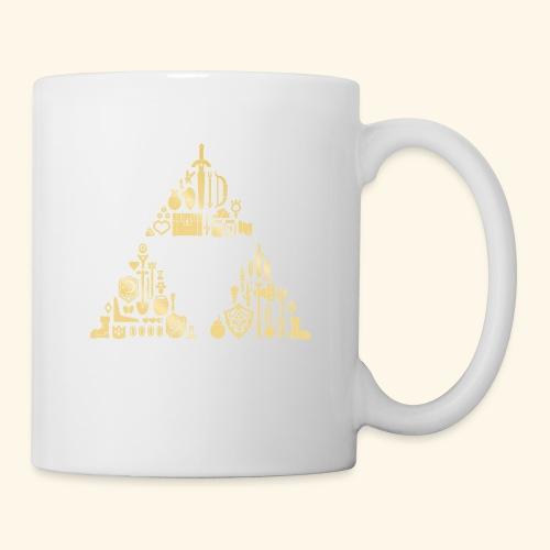 Zelda Triforce - Coffee/Tea Mug