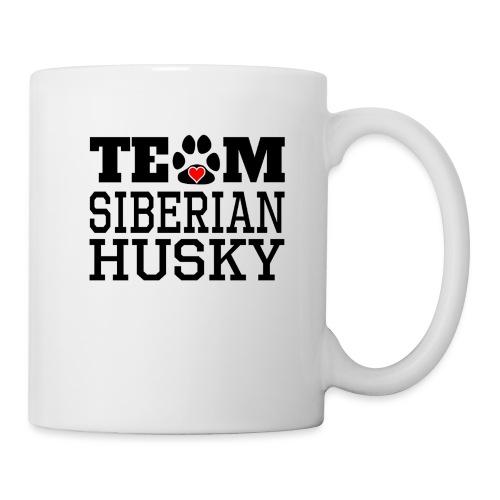 Team Siberian Husky Designs - Coffee/Tea Mug