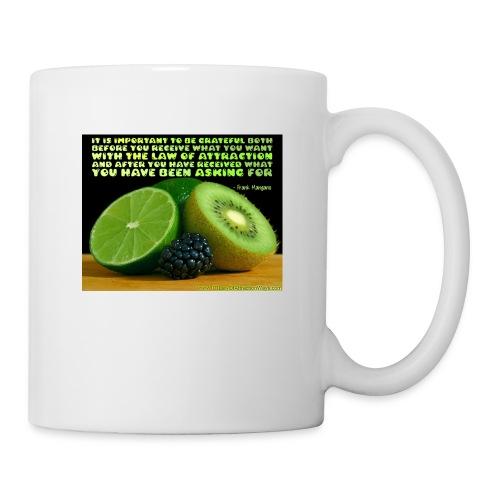 Be Grateful - Coffee/Tea Mug