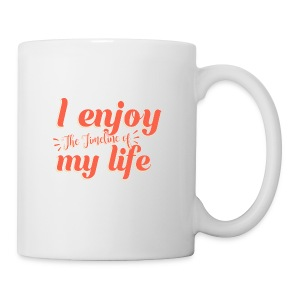 Timeline of life - Coffee/Tea Mug